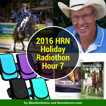 HRN Holiday Radiothon by Weatherbeeta – Healthy Critters Hour