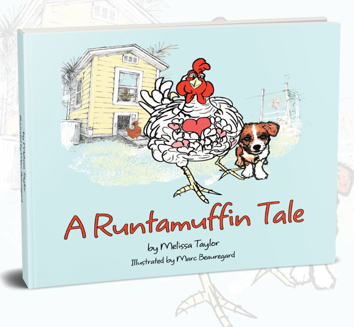 Runtamuffin Tale by Melissa Taylor