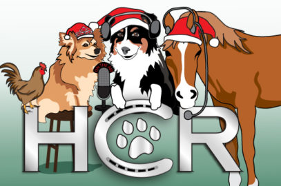 Healthy Critters Radio on HRN's Holiday Radiothon